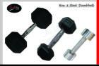 Hex & Steel Dumbbell