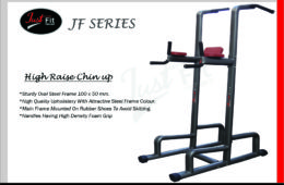 High Raise With Chinup