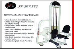 Selectorized Leg Curl Leg Extension
